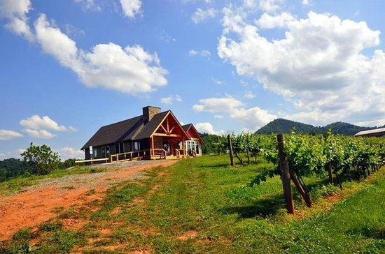 Addison Farms Vineyard: Tasting Room
