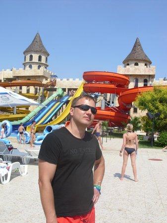 PrimaSol Sineva Park: Аквапарк