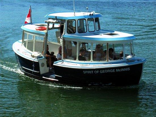 False Creek Ferries: ferry