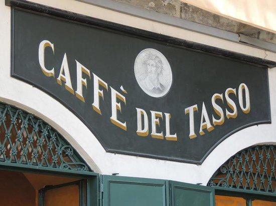 Caffe Del Tasso 1476: Caffè Tasso today