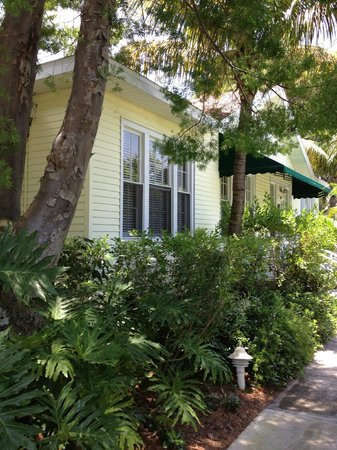 Gasparilla Inn & Club: Outside Villa
