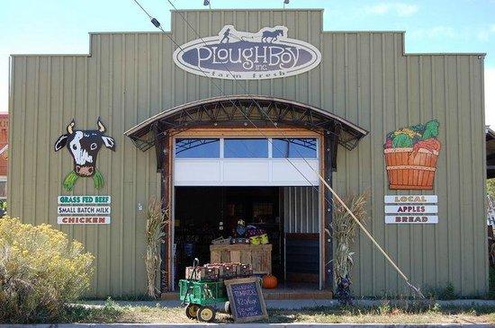 Ploughboy inc.: Store front