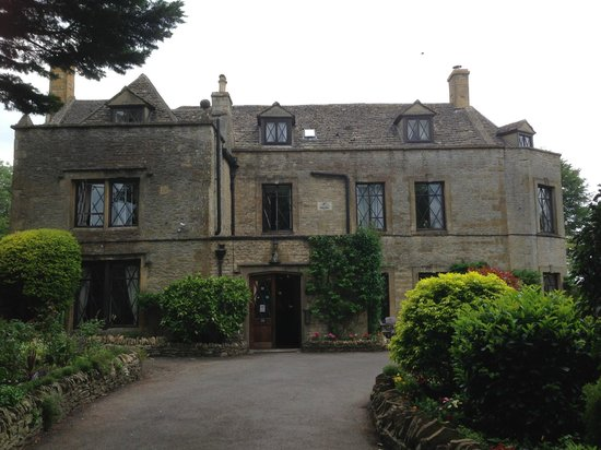 Stow Lodge Hotel: Hotel