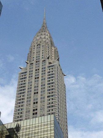 Foyer Picture Of Chrysler Building New York City