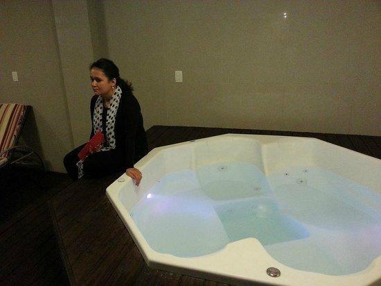 Hotel Geranius: Hidro