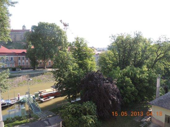 Hotel Esztergom : Fácil acesso