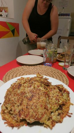 Advantage: Czech cooking session - Potato pancake and beer