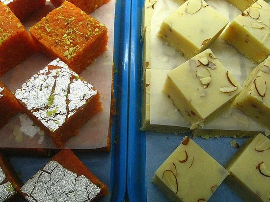 Brar Food Culture of India: Indian Sweets
