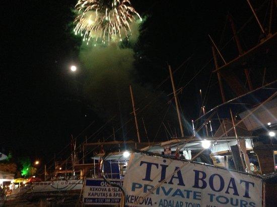 Tia Boat- Private Day Tours