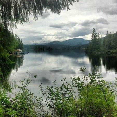 Ruby Lake Resort : Ruby Lake view