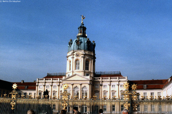 เยอรมนี: Berlin: Charlottenburg Palace