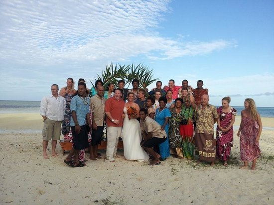 Leleuvia Island Resort: Our unforgettable day on Leleuvia!