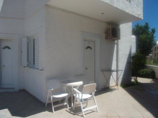 Irilena Apartments: our apartment