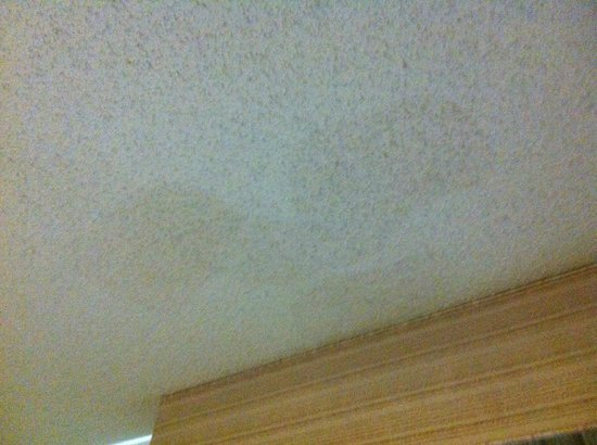 Extended Stay America - Dallas - Market Center: Ceiling Water Stains