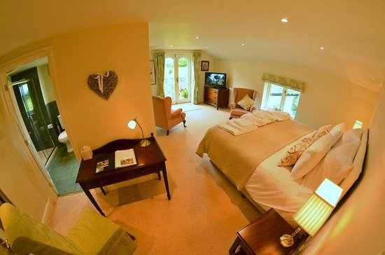 Evesham Lodge Bed & Breakfast: Willow Room