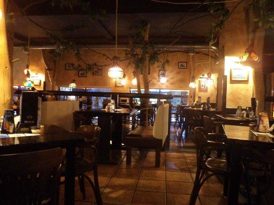 Sphinx: interno ristorante
