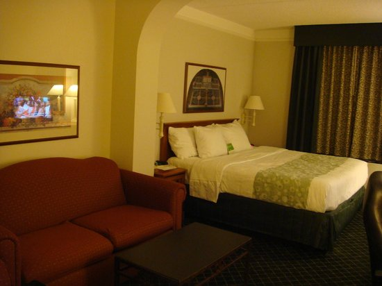 La Quinta Inn & Suites Madison American Center: King Studio