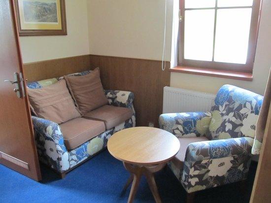Na Doline: Anděla whirpool room - lounge