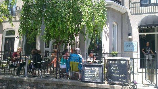Breakfast Cafe Downtown Toronto
