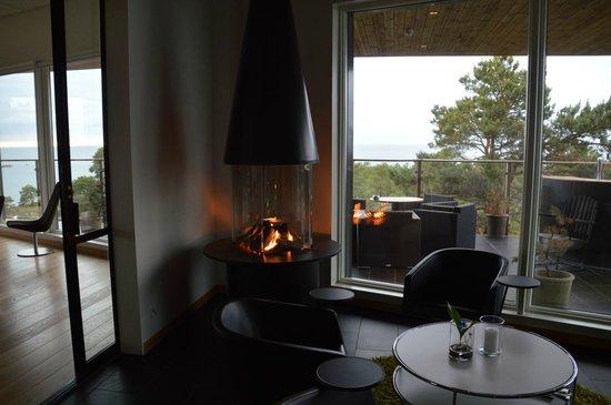 HavsVidden, BW Premier Collection: Hotellfoajen