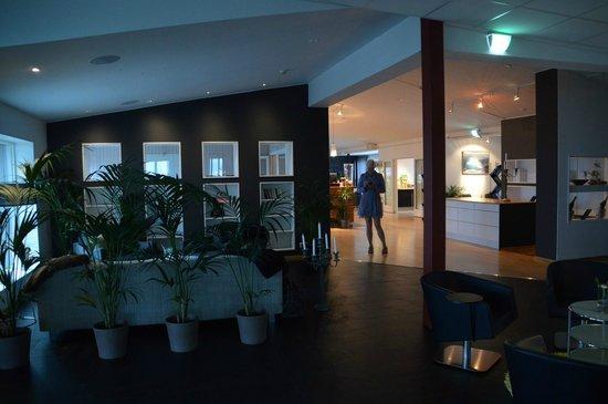 HavsVidden, BW Premier Collection: Hotellfoaje