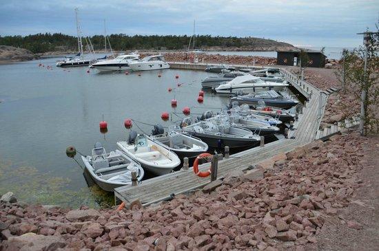 HavsVidden, BW Premier Collection: Gästhamn