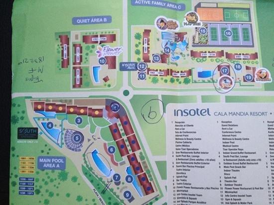 Waterpark Picture Of Insotel Cala Mandia Resort Porto