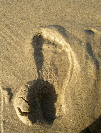 Guincho Beach: colore sabbia