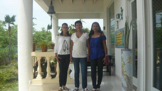 Hosteria Mar y Sol: hotel y alrededores