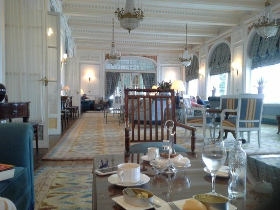 Eurostars Hotel Real: A wonderful place to pass a very wet afternoon