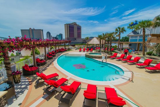 Bossier City, LA: Pool area