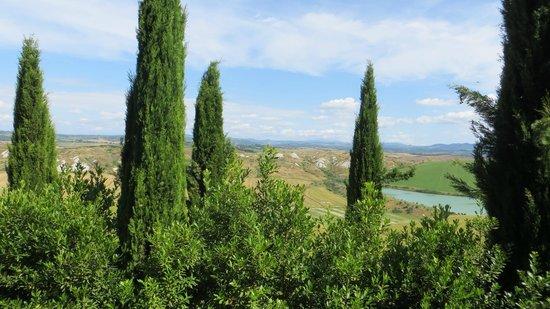 Castello di Leonina Relais: Il risveglio