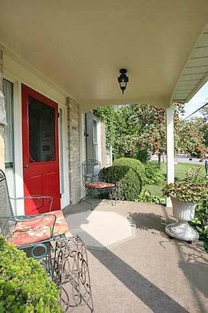 Bed And Breakfast Bayfield Ontario