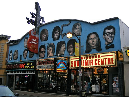 Rock Legends Wax Museum