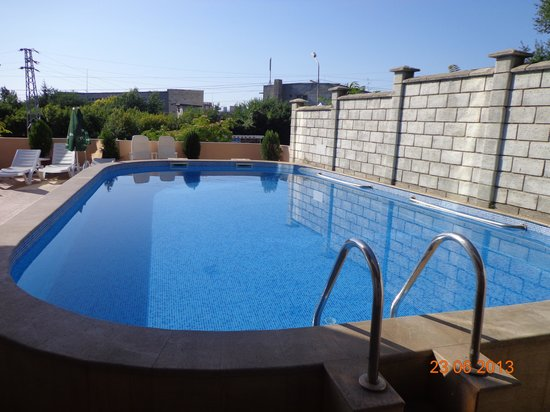 The Swimming Pool Picture Of Hotel Paris Balchik Tripadvisor
