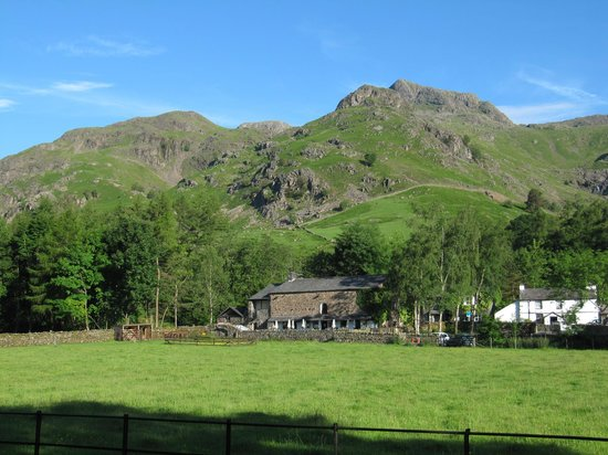 Sticklebarn: Centre of the known world