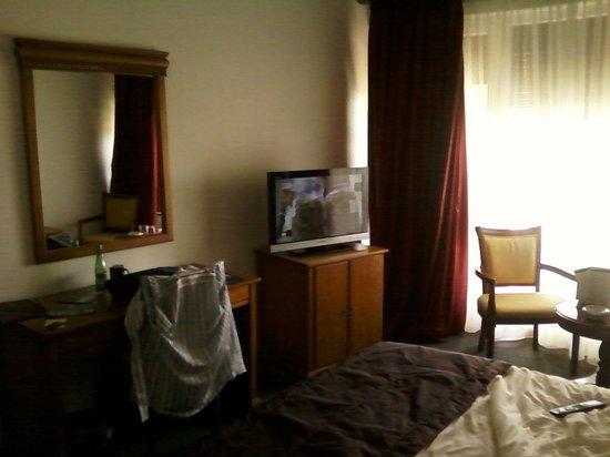 Hotel El Djazair: la chambre