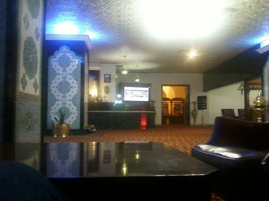 Hotel El-Djazair Ex Saint George: la reception