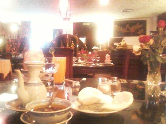 Hotel El-Djazair Ex Saint George: le resto chinoi