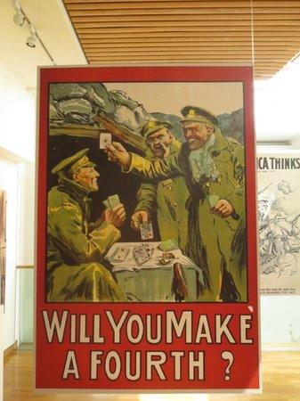 Galway City Museum: War Propoganda