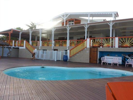 Le Soleil Levant Resort & SPA: l autre piscine