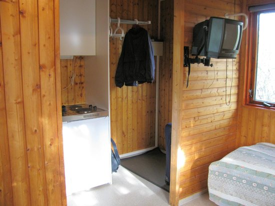 Gesthus Selfoss: Kitchenette/Entrance