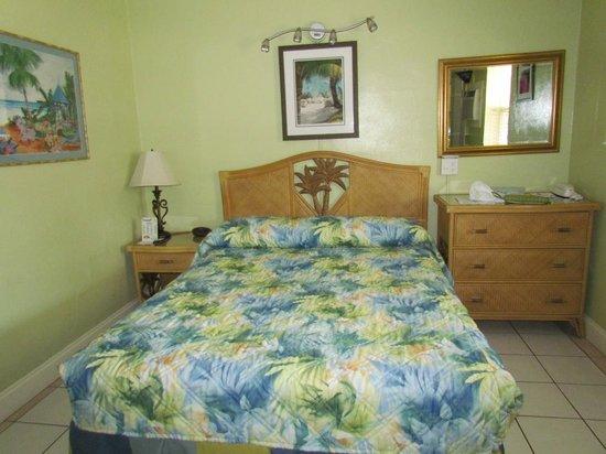 Sea Dell Motel: Bed