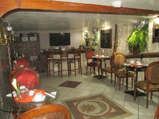 Hotel Camelia Nation: Sala