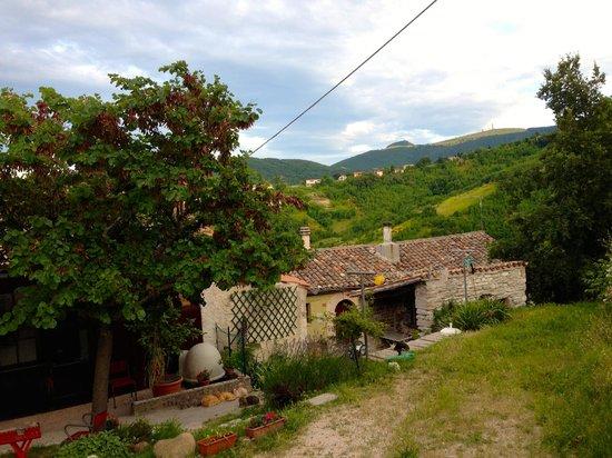 Borgo Bonaventura: vista del borgo