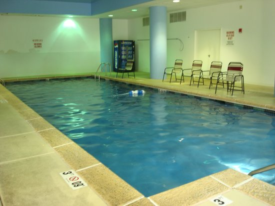 Marriott St. Louis West: Indoor pool