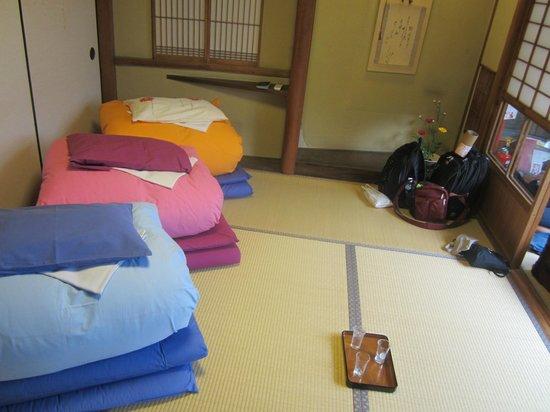 Guesthouse Sakuraya: Lovely details