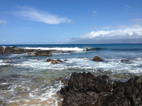 Napili Kai Beach Resort: The beach