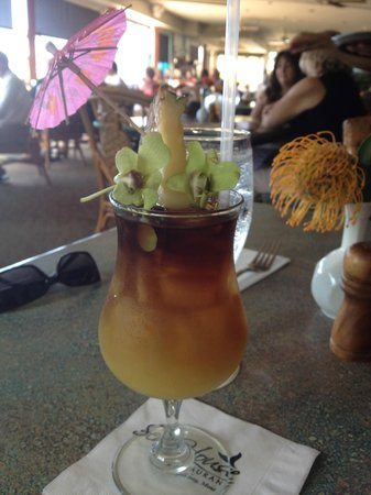 Napili Kai Beach Resort: Mai Tai!