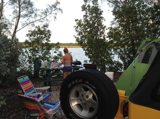 Lazy Lakes RV Resort: Lazy lakes campground